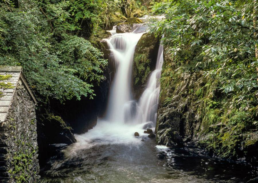 Райдольский водопад.Что посмотреть.